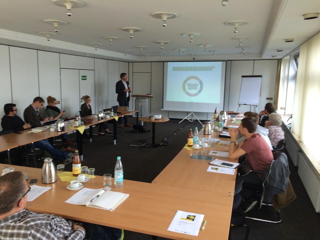 KUER-Gründerwettbewerb 2015 | Qualifizierungsworkshop | Hüsers