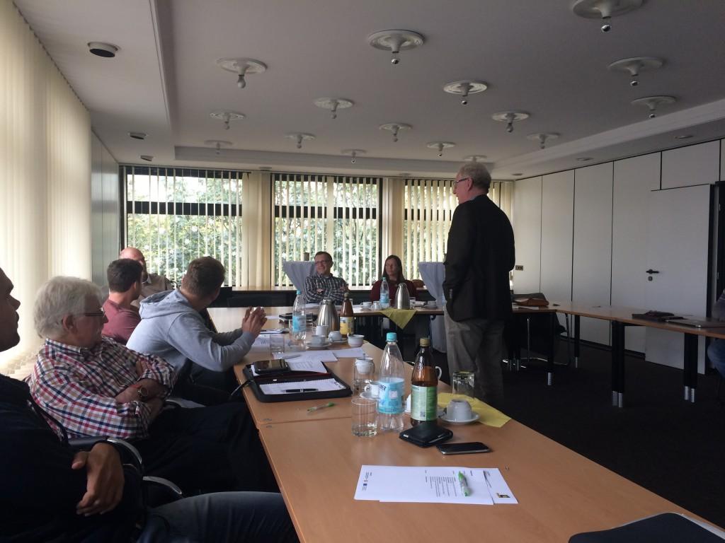 KUER-Gründerwettbewerb 2015 | Qualifizierungsworkshop | Gochermann