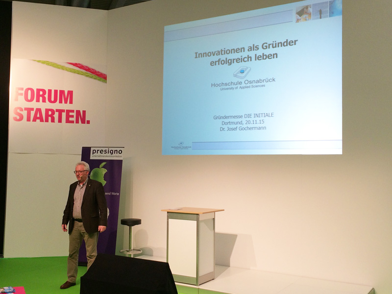 DIE INITIALE | Innovationen leben | Dr. Gochermann