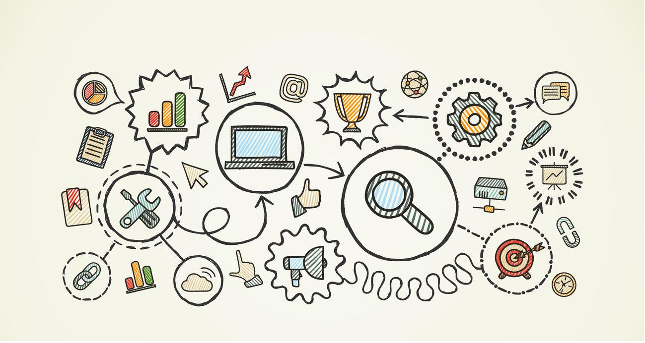Formen des E-Commerce bzw. eigener Webshop v.s. Verkaufsplattform